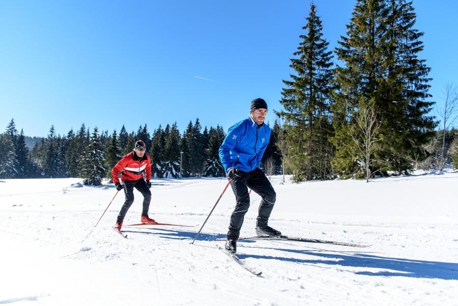 Schonach - Weltcuploipe