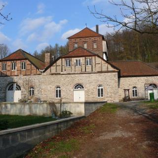 Luisenhütte - Frontseite