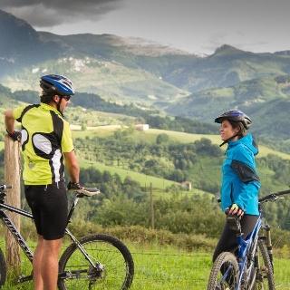 Radfahren im Baskenland