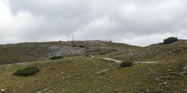 Strudelkopf Gipfel