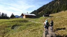 Mountain bike tour – Enningalm route