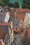 Blick auf die Innenstadt von Füssen - @ Autor: MS&P, Michael Schott - © Quelle: Tourismusverband Ostallgäu e.V.