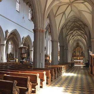 Kirche St. Martin in Kaufbeuren