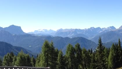 Panorama am Gasthof  Graziani