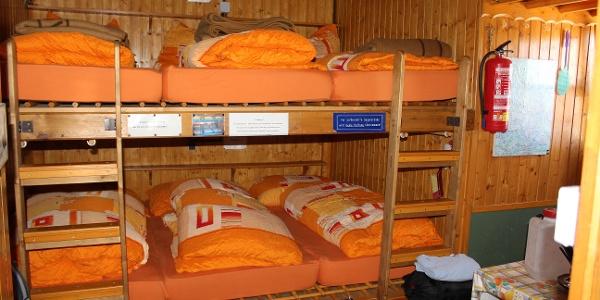 6 Schlafplätze
