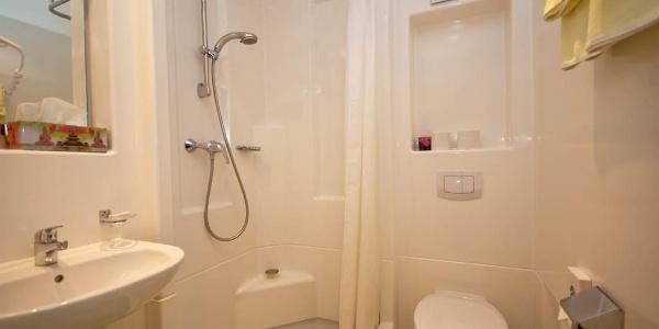Appartment A2 - Badezimmer
