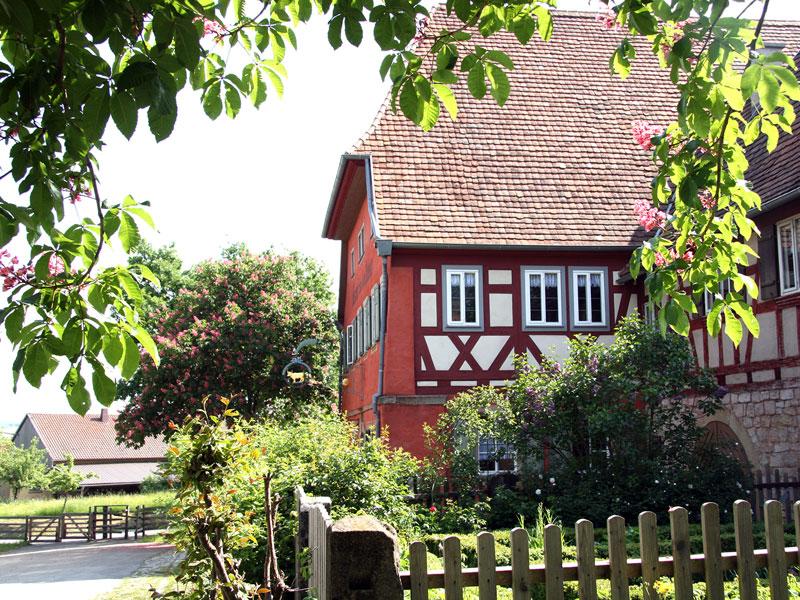 Gasthof Roter Ochsen Wackershofen  - @ Autor: Silke Rüdinger  - © Quelle: Gasthof Roter Ochsen Wackershofen