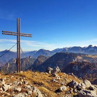 Gipfelkreuz am Gr. Geiger