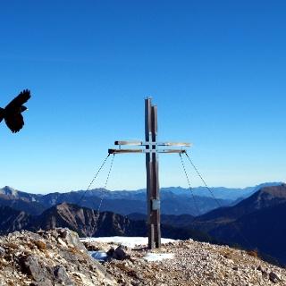 Bettlerkarspitze 2268m