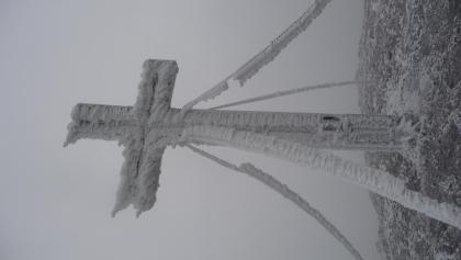 Gipfelkreuz, Hochschwab