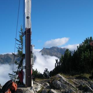 Gipfelkreuz Schattenberg