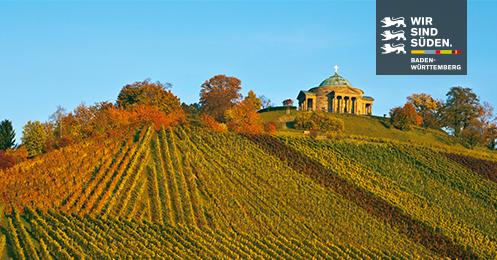 Baden Württemberg im Herbst