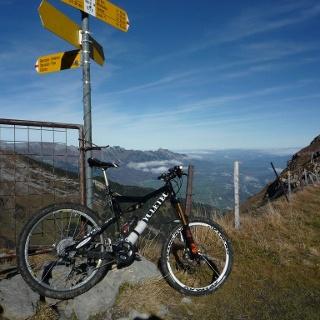 14_Stilleben - Mein Bike ist geradezu süchtig nach Selfies