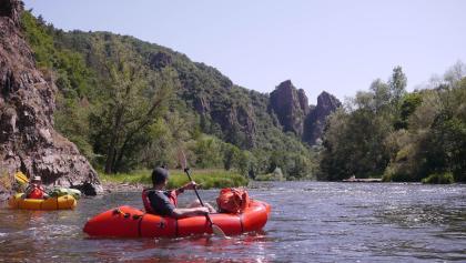 Land-Fluss Erlebnistour