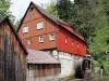 Menzlesmühle  - @ Autor: Beate Philipp  - © Quelle: Naturpark Schwäbisch-Fränkischer Wald