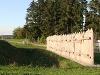 Limes-Rekonstruktion  - @ Autor: Beate Philipp  - © Quelle: Naturpark Schwäbisch-Fränkischer Wald