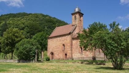 Nikolaus-Kapelle Klingenmünster