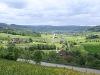 Blick auf Fornsbach  - @ Autor: Beate Philipp  - © Quelle: Naturpark Schwäbisch-Fränkischer Wald