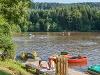 Waldsee  - @ Autor: Beate Philipp  - © Quelle: Naturpark Schwäbisch-Fränkischer Wald
