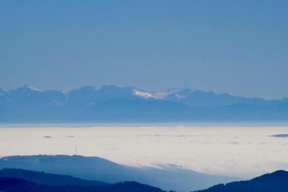 Gipfeltour zum Belchen mit Abstecher zum Nonnenmattweiher