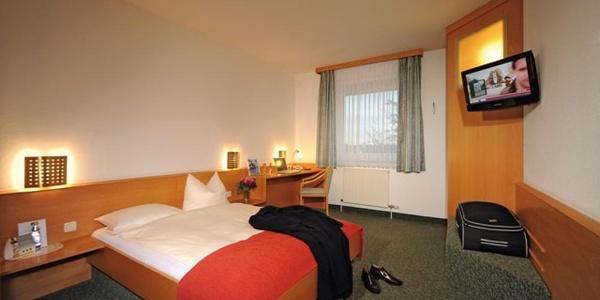 Zimmer im Quality Hotel Bielefeld