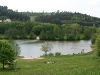 Diebachstausee  - @ Autor: Beate Philipp  - © Quelle: Naturpark Schwäbisch-Fränkischer Wald