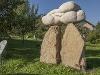 Skulpturenpfad Lapidarium  - @ Autor: Beate Philipp  - © Quelle: Naturpark Schwäbisch-Fränkischer Wald
