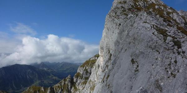 Der Gipfel des Gimpel