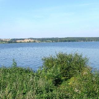 Blick auf den Vombsjön