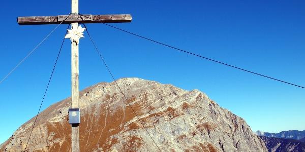 Hahnkampl 2080m mit Sonnjoch
