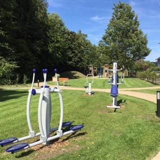 Generationenpark am Vogelgitter