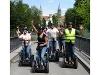 Gruppen-Segway-Tour vor dem Hofgarten Öhringen  - @ Autor: Beate Philipp  - © Quelle: SEG-EVENT-MARKETING GbR
