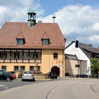 Löwensteiner Rathaus