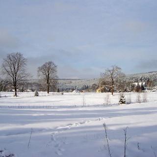 Winterlandschaft bei Elend