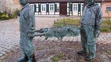 """Altmärkische Wandernester - """"Stadtpfad- und Auenpfad Arneburg"""""""