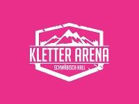 Kletter Arena im Sport Mega Drom