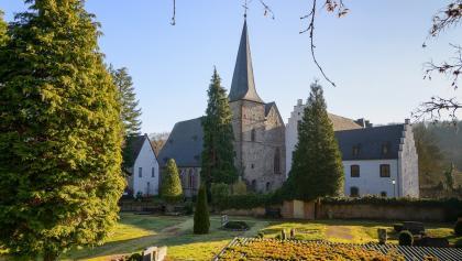 Klosterkirche in Wenau
