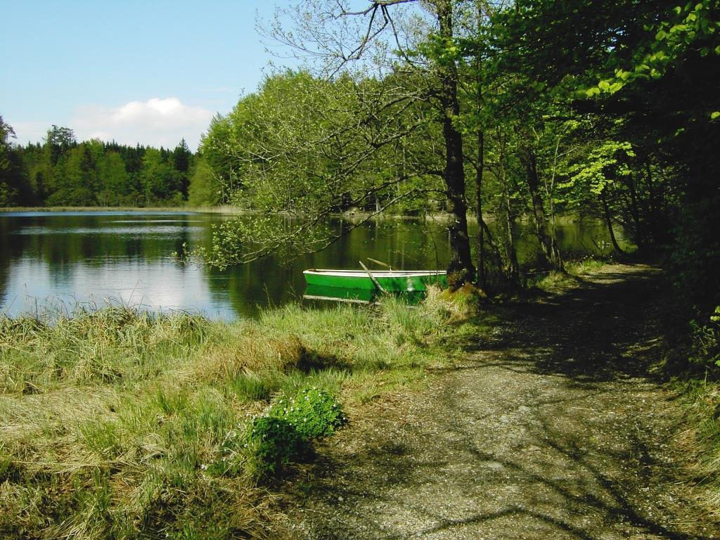 Blick auf den Schlosssee