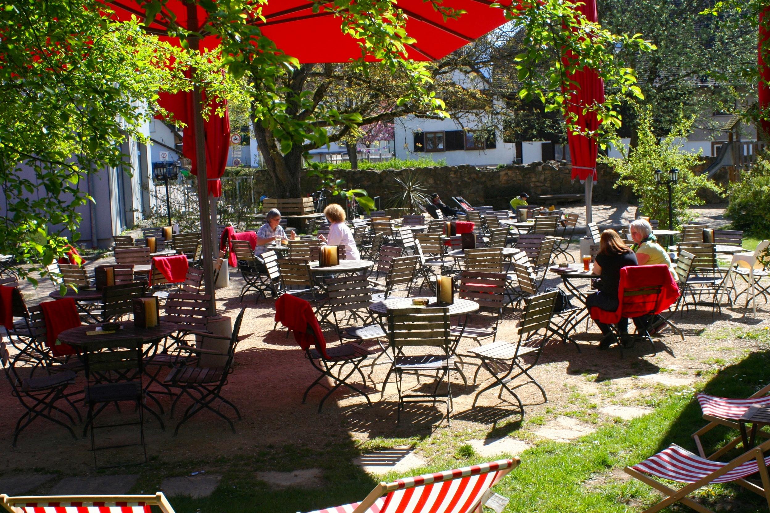 Restaurant und Biergarten Fiesta in Kirchzarten