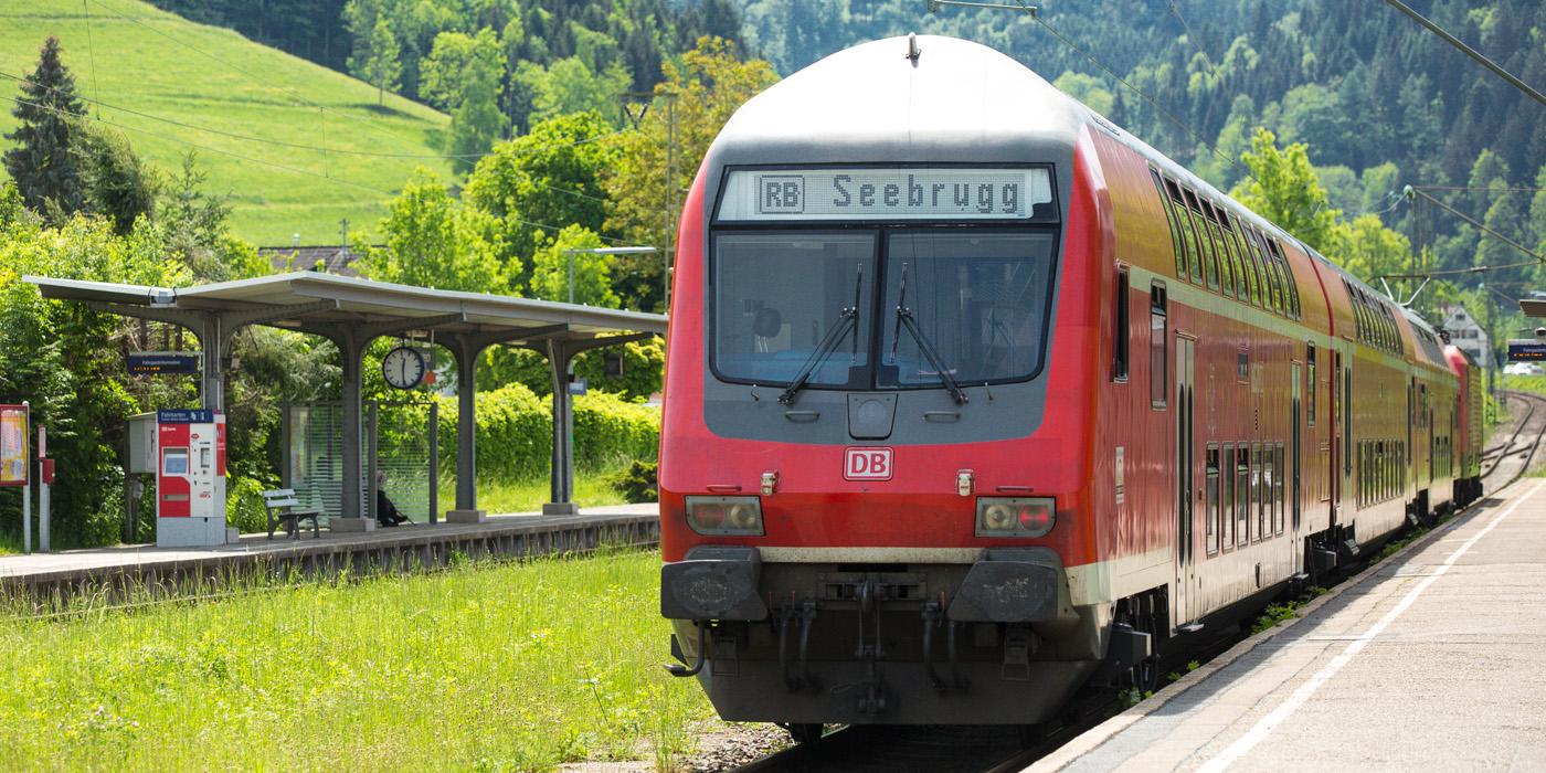 Bahnhof Kirchzarten-Himmelreich