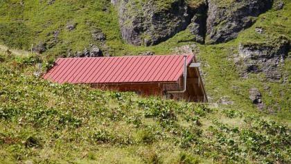 Die Schönberg-Hütte