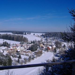 Blick über Trautenstein