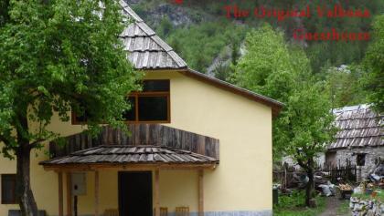 Quku i Valbones Guesthouse