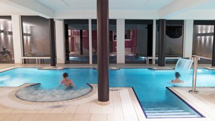 Amazing Indoor Swimming Pool. Black Forest