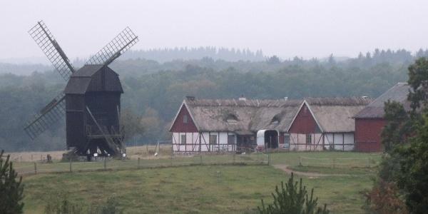 Der Hof Gamlegård