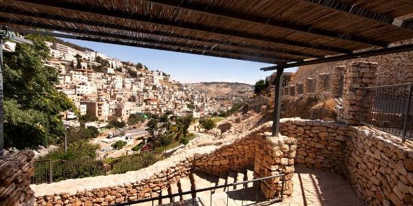 מבט על עיר דוד
