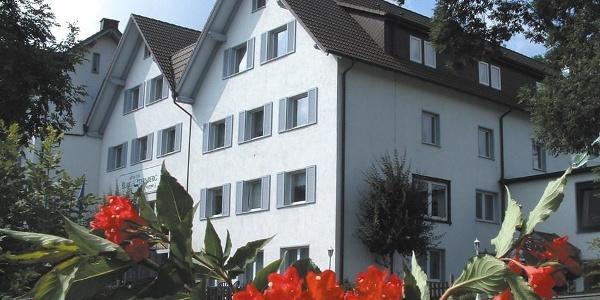 Hotel zur Burg Sternberg: Außenansicht