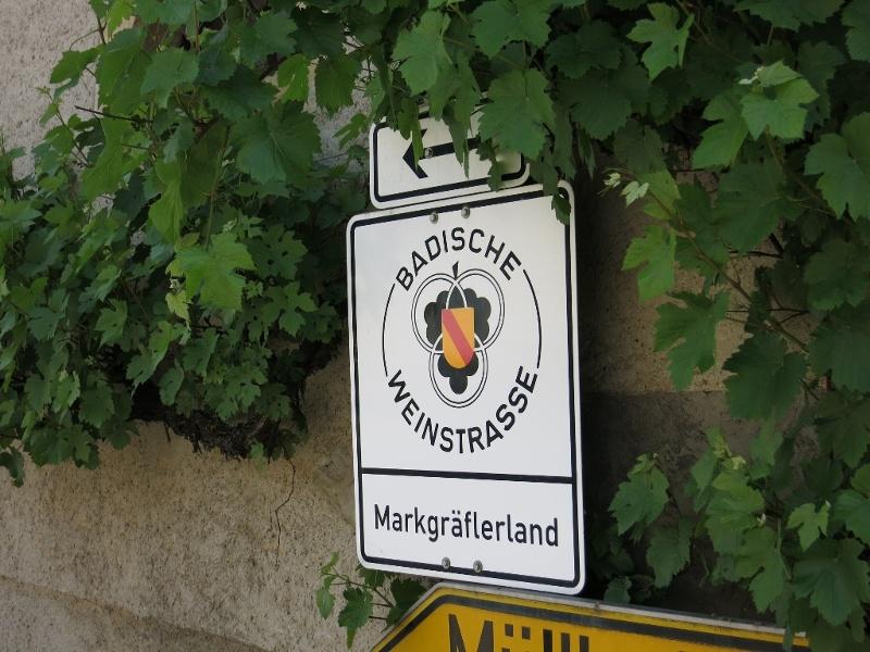 Badische Weinstraße | Alternativroute Markgräflerland