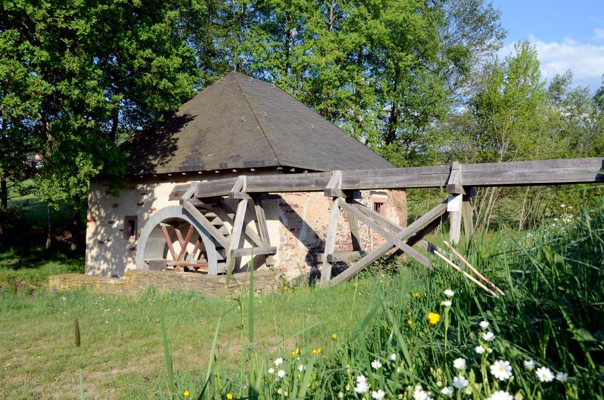 Ölmühle in Niedermennig