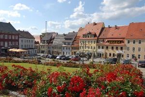 Foto Markt Stolpen
